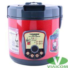 Máy làm tỏi đen Tiross TS908 - Màu đỏ