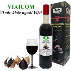 Rượu tỏi đen VIAICOM