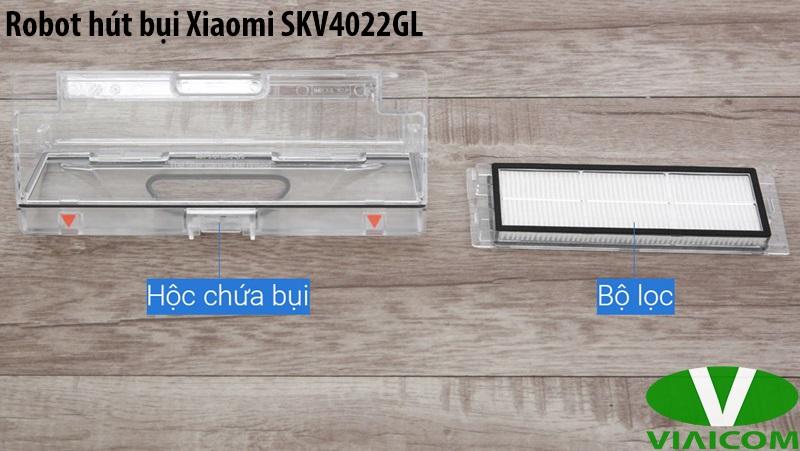 Robot hút bụi Xiaomi SKV4022GL - Bộ lọc Hepa