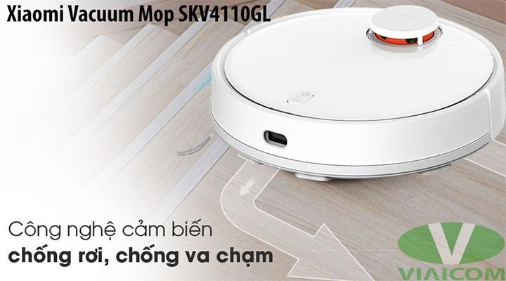 Xiaomi Vacuum Mop SKV4110GL - Công nghệ cảm biến hiện đại
