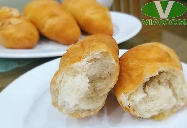 Bánh mì nướng bằng nồi chiên không dầu - Ảnh 2