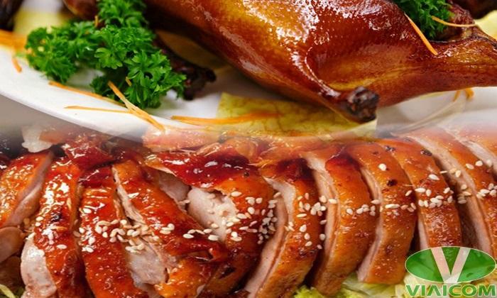 Cách nướng vịt bằng nồi chiên không dầu - Kết quả
