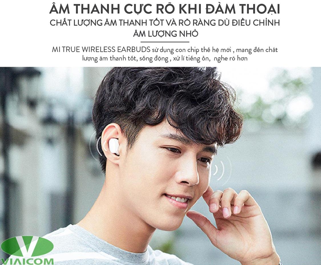 Tai nghe Xiaomi ZBW4480GL - Âm thanh rõ ràng