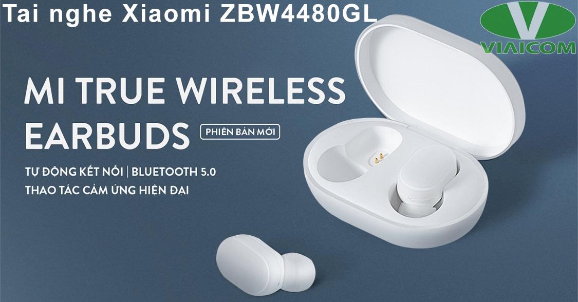 Tai nghe Xiaomi ZBW4480GL - Cảm ứng hiện đại