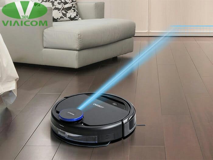 Kinh nghiệm mua robot hút bụi lau nhà