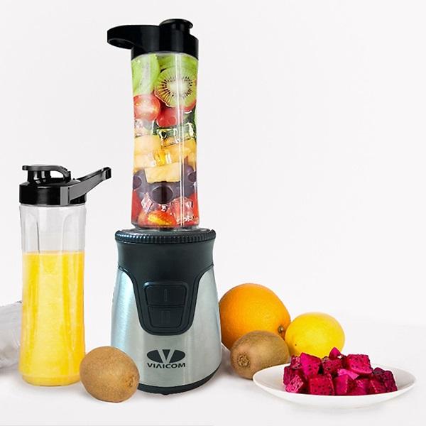 Máy xay đa năng VIAICOM V2A xay hoa quả - Máy xay đa năng gia đình 4 trong 1 VIAICOM V2A – Cối inox