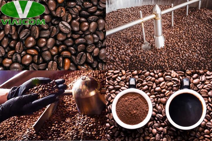 Cà phê doanh nhân số 1 - Công nghệ rang xay đặc biệt