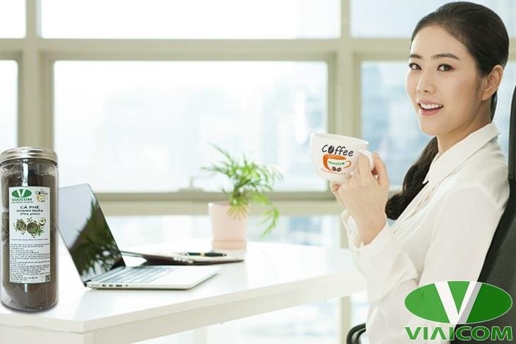 Cà phê doanh nhân số 1 - cà phê dành cho doanh nhân nữ